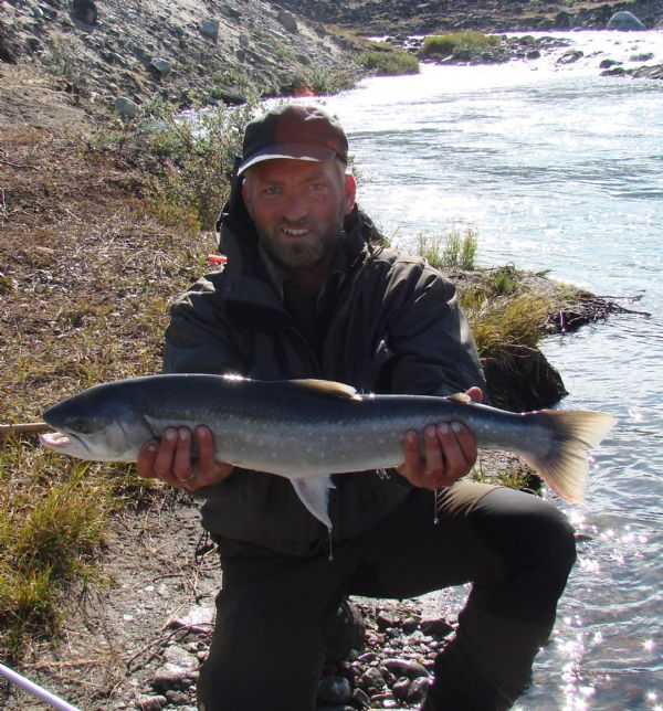 Greenland outfitter 1 fishing for California lifetime fishing license
